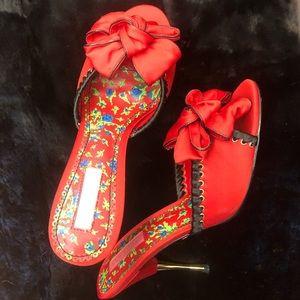 Like new Betsy Johnson Heels
